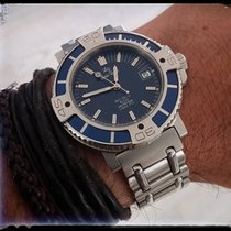 Lucien Rochat RO. SUB 500 METERS 1650 FEET DIVER 40MM