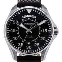Hamilton Khaki Aviation Pilot 42 Day Date