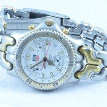 TAG Heuer Professional Sel Herren Uhr 37mm Mens Watch Stahl...
