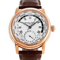 Frederique Constant Watch Worldtimer FC-718MC4H4