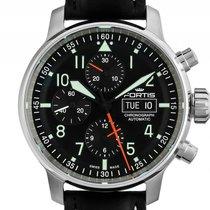 Fortis Flieger Professional Stahl Automatik Chronograph...