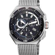 Kienzle Armbanduhr XL Analog Edelstahl 803150