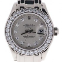 Rolex Pearlmaster Swiss-automatic Womens Watch 80299pm