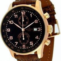 Zeno-Watch Basel -Watch Herrenuhr - X-Large Retro Chronograph...
