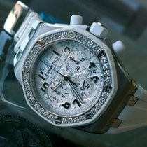 Audemars Piguet Ladies Royal Oak Offshore Chronograph -...