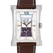 Cuervo y Sobrinos Esplendidos Dual Time Automatic Men's Watch...