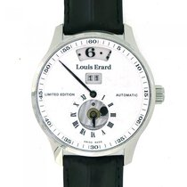 Louis Erard Herren Automatik Dual Time 1931 Limited Edition