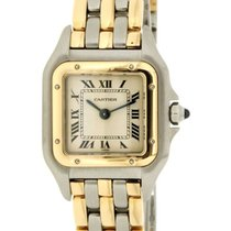 Cartier Panthère 1057917 Steel & Yellow Gold 18kt