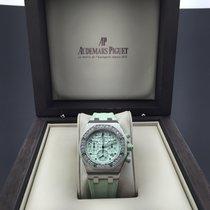 Audemars Piguet Royal Oak Offshore Chronograph Lady Steel...