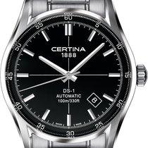 Certina DS-1 C006.407.11.051.00 Elegante Herrenuhr Klassisch...