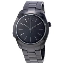 Movado Mobado Bold Motion Black IP Stainless Steel Mens Watch...