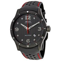 Mido Multifort Automatic Anthracite Dial Men's Watch