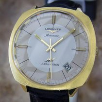 Longines Ultra Chron Swiss Made 38mm Automatic Mens 1970...