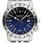 Glycine AIRMAN BASE 22  PURIST- 100 % NEW - FREE SHIPPING