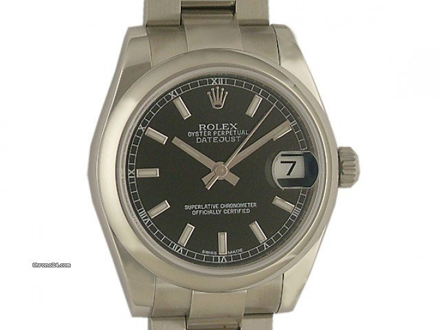 Rolex Datejust 31mm Medium