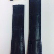 TAG Heuer Alligator Lederband schwarz FC6235 22mm