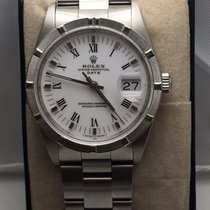 Rolex Oyster Date turn o graph