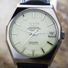 Longines Turler Admiral Chronometer Automatic S Steel Mens 70s...