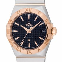 Omega - Constellation Co-Axial 38mm : 123.20.38.21.01.001