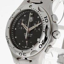 TAG Heuer Kirium Chronograph Quarz Stahl Ref. CL1111-0