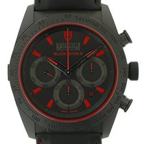 Tudor Fastrider Black Shield Red NUOVO art. Tu114