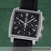 TAG Heuer Monaco Chronograph Automatik Edelstahl Cs2111-0...