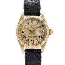 Rolex Datejust 26mm In Oro Giallo 18kt Ref. 6917