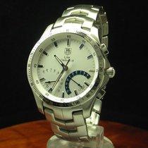 TAG Heuer Link Calibre S Edelstahl Chronograph Herrenuhr / Ref...