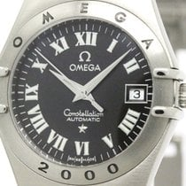 Omega Polished Omega Constellation 2000-year Limited Automatic...