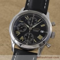 Breitling Grand Premier Chronograph Stahl Automatik A13024.1...