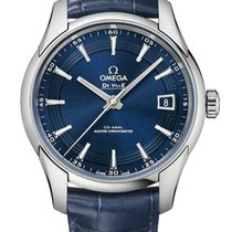 Omega De Ville Hour Vision Omega Co-axial Master Chronometer...