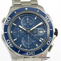 豪雅 (TAG Heuer) Aquaracer 500m Calibre 16 Chronograph Cak2112 ...