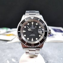 Tudor Submariner Date 79090 / 1989 / Unpolished