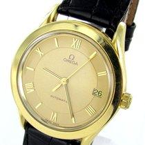 Omega Classic Herren 18kt Gold Automatik Vintage