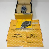 Breitling Superocean Steel / Steel  Box