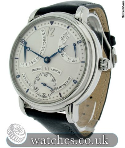 Maurice Lacroix Masterpiece Calendrier Retrograde [ON HOLD]