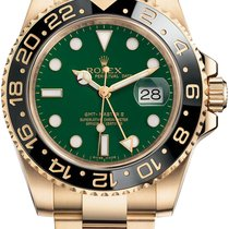 Rolex Oyster Perpetual GMT-Master II YellowGold / GeelGoud