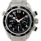 Omega Seamaster Planet Ocean Olympic Midsize Watch 222.30.38.5...
