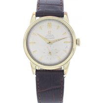 Omega Men's Omega Seamaster Sub-Second Gold Plated 2576-7...