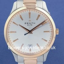 Zenith Elite Captain Central Second Ref:51.2020.670/01.M2020.