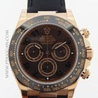 Rolex 18k rose gold Daytona