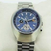 Omega Seamaster MK III Big Blue Chronograph