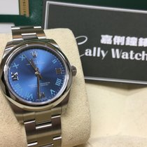 Rolex Cally - 177200 Oyster Perpetual Blue Dial 31mm [NEW]
