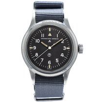 IWC Mark XI 6B/346 RAF British military steel