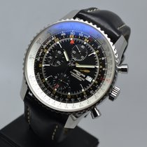 Breitling Navitimer World GMT 46mm Automatic Chronograph
