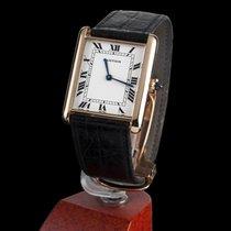 Cartier TANK JUMBO AUTOMATIC YELLOW GOLD