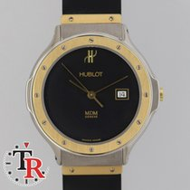 Hublot Classic Midsize Steel & Gold
