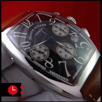 Franck Muller Cintree Curvex Chronograph Like New