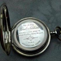 Borel Neuchâtel serviced BIG size  silver  rarity  in good...