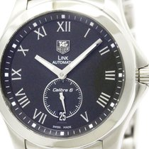 TAG Heuer Polished Tag Heuer Link Calibre 6 150th Anniversary...